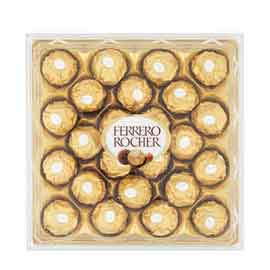 buy Online 24 pcs Ferrero Rocher Delivery