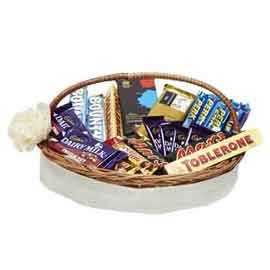 Send Online Assorted Chocolate Hamper Delivery