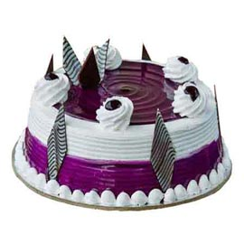 same day Online Black current Cake Delivery