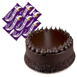 buy Online cadbury Chocolates n Chocolate Cake