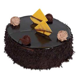 Send Delivery of Half Kg Chocolate Truffle Cake