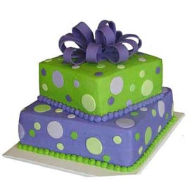 24 hrs Online color of celebrations Cake Delivery available in all flavors