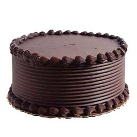 buy Online 2 Kg dark Chocolate Cake