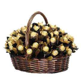 midnight Online Ferrero Rocher Gift Hamper Delivery