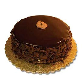 Send 1 Kg German Truffle Chocolate Cake Online Delivery