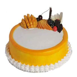Urgent Delivery Of 2 Kg Mango Delight Cake