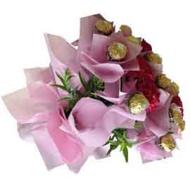 xpress Online Pink propose Bouquet Delivery