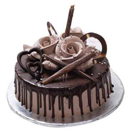 order 1 Kg Chocolate Forest Cake Online Delivery
