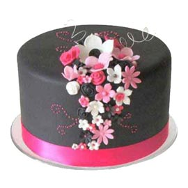 Send Online 1 Kg dream Cake sugar craft design available in all flavors