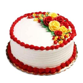 Send 1 Kg forever for you designer Cake available in all flavors